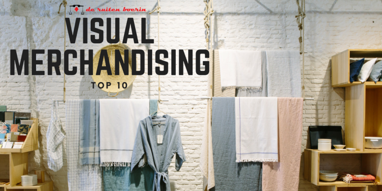 Visual Merchandising Top 10